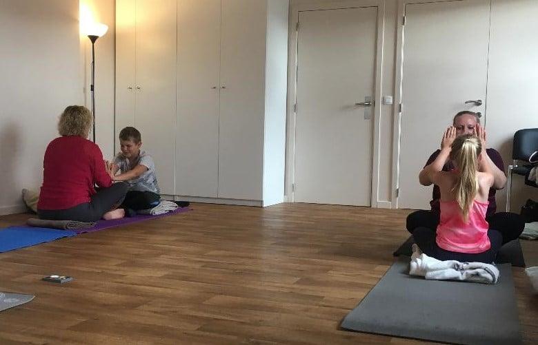 yoga enfant bruxelles